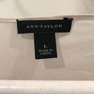Ann Taylor Tops - ann taylor top. size L